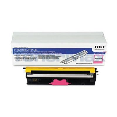 OKI C110 TONER CARTRIDGE MAGENTA HY